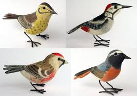 Songbird Toys Photo Montage Image - Science for Kids All About Songbirds