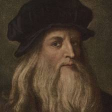 Leonardo Da Vinci Portrait Image - Science for Kids All About Leonardo Da Vinci