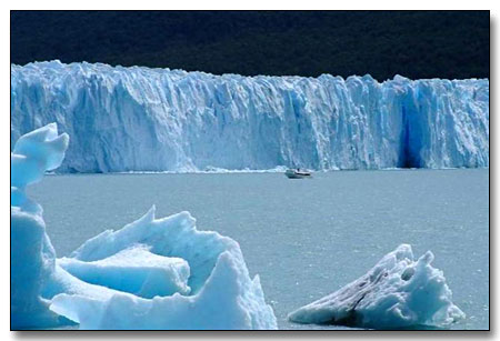 A Vast Glacier Image - Science for Kids All About Glaciers