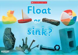 Things that Sink and Float Image - Science for Kids All About Sink and Float