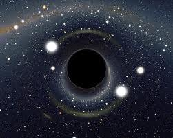 Black Holes In Our Solar System