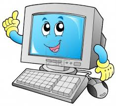 Cartoon Computer Image - Science for Kids All About Computers