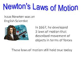 Newton's Laws of Motion Image - All About Force Facts for Kids