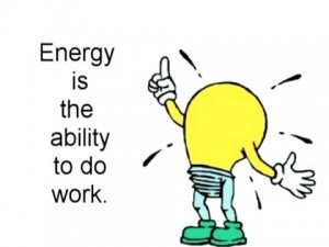 What is Energy Image - Science for Kids All About Energy