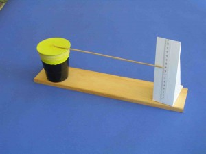 A Simple Barometer Image - Science for Kids Make Your Own Barometer