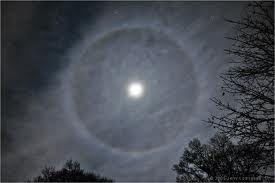 Ring Around the Moon Image