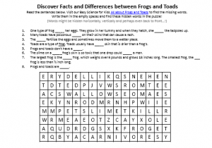 Download the FREE Frog and Toad Hidden Words Game!