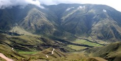 All about Argentina Fun Science Facts for Kids - Image of a Landscape in Argentina