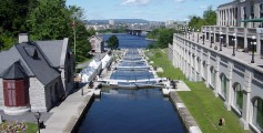 All about Canada Fun Geography Facts for Kids - Canada's Rideau Canal in Ottawa