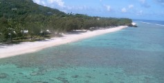 All about Cook Islands Fun Earth Science Facts for Kids - Image of a Beach in Cook Islands