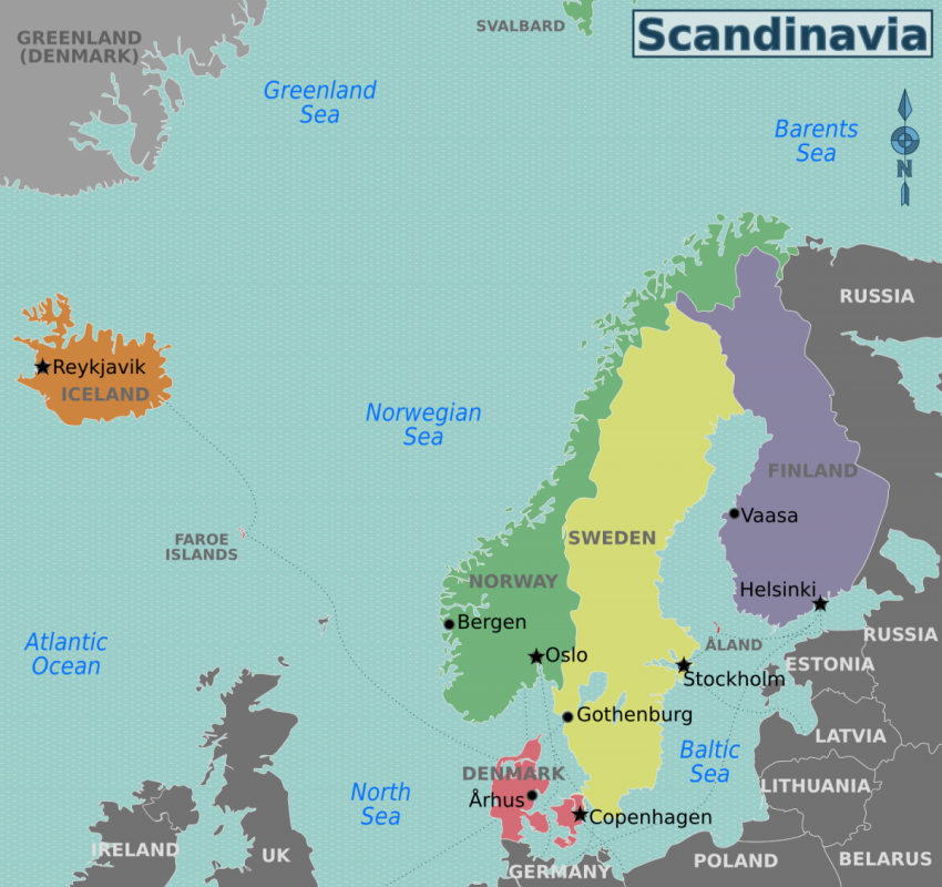 Finland and Scandinavia