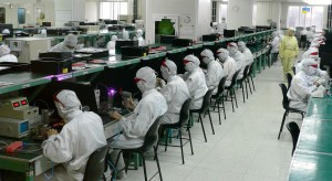 All about Industry Fun Facts for Kids - Image of an Electronics Industry