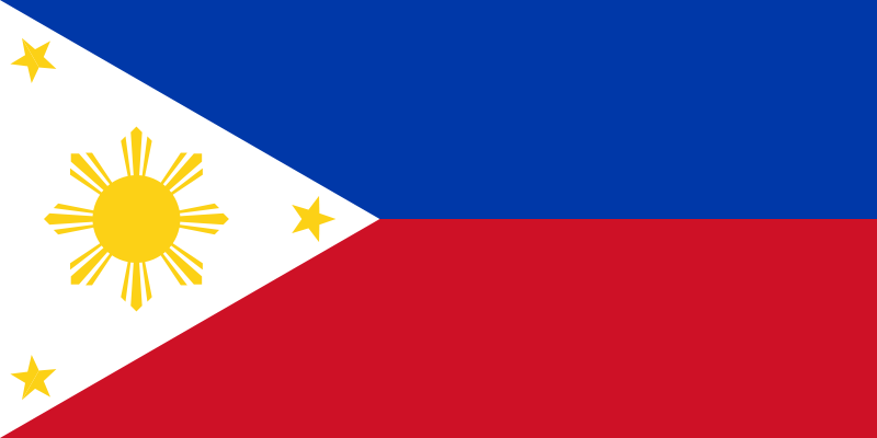 All about Philippines for Kids - National Flag of the Philippines