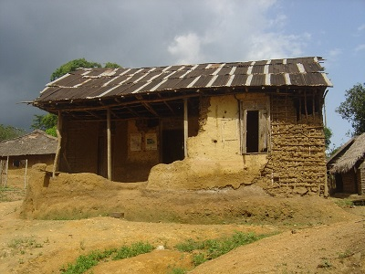 All about Sierra Leone Fun Facts for Kids - Image of Sierra Leone Huts