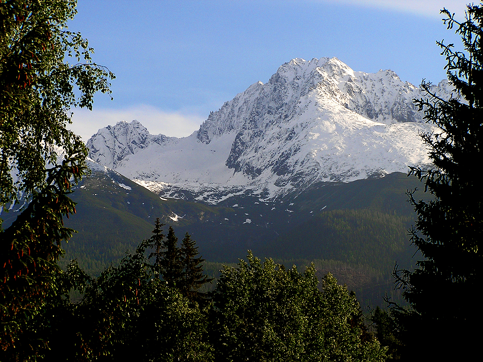 All about Slovakia Fun Facts for Kids - Image of Gerlach Mountains in Slovakia