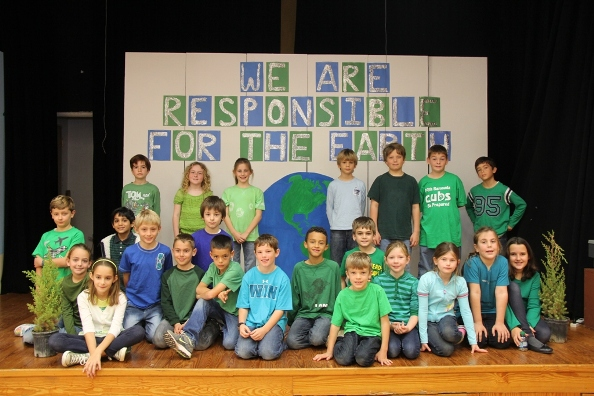 All about Taking Care of the Earth for Kids - School Kids on Taking Care of the Earth