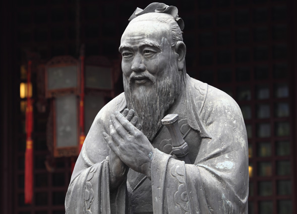 Who Was Confucius