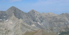All about the Top 10 Tallest Mountains in the Continental United States Fun Geography Facts for Kids - the Blanca Peak