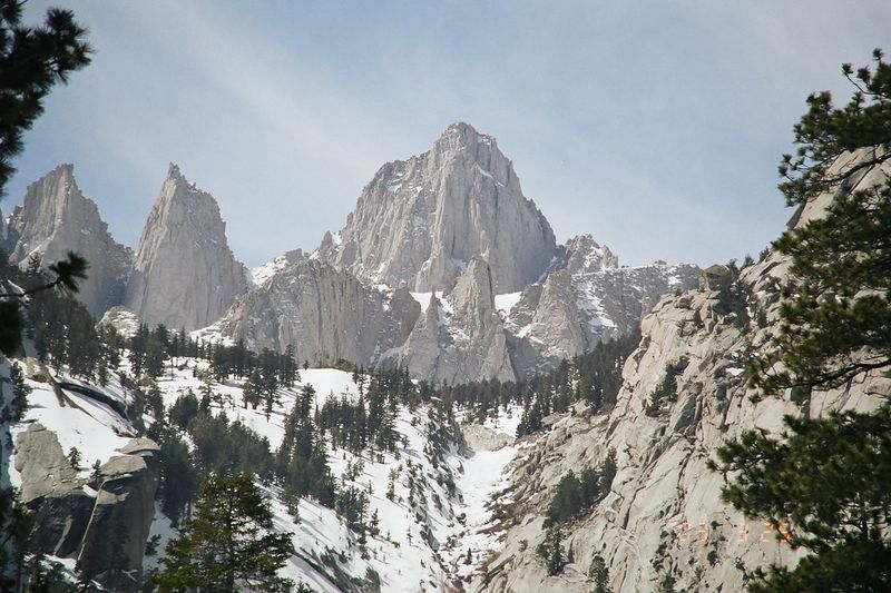 Tallest Mountains in the Continental United States