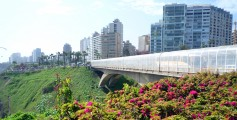 Earth Science Fun Facts for Kids on Peru - Image of Lima Peru