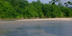 Easy Earth Science for Kids All About Bolivia - Image of Chapare River in Bolivia