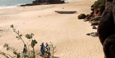 Easy Kids Science Facts on Senegal - Image of a Beach in Senegal