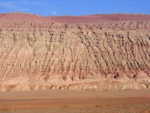 Easy Science Kids Facts all about Top 10 Hottest Places on Earth - the Flaming Mountains in China