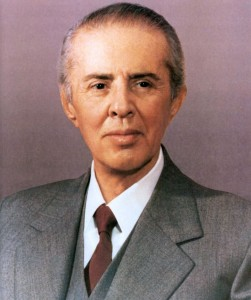 Easy Science for Kids All About Albania - Enver Hoxha, Former Albanian Dictator image