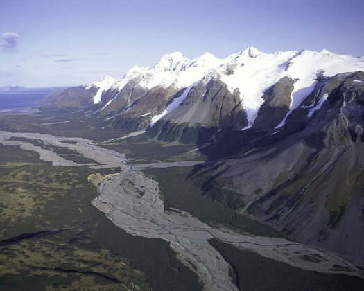 Fun Earth Science Facts for Kids on Mountains - Image of a Mountain Range