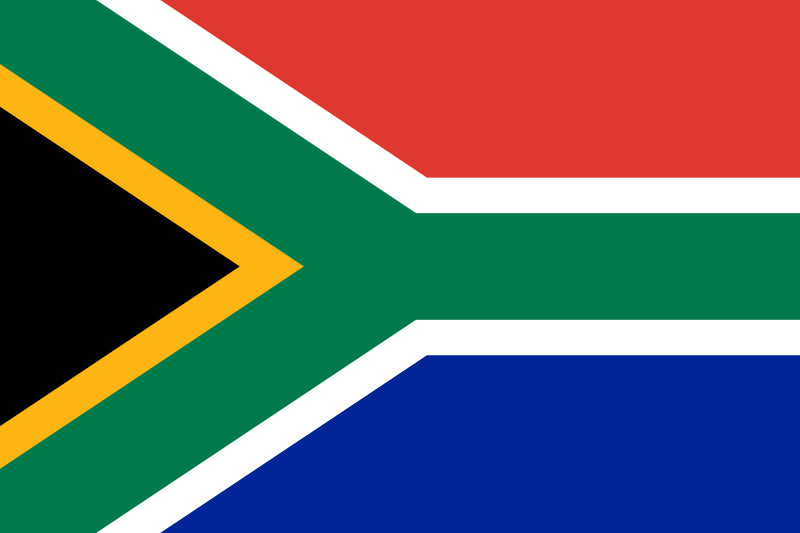 Fun Facts for Kids on South Africa - National Flag of South Africa