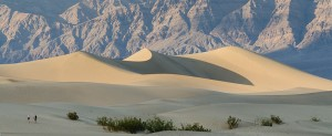 Fun Facts for Kids All About Top 10 Hottest Places on Earth - image of the Death Valley Sand Dunes
