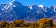 Fun Facts for Kids All About Tallest Mountains in the Continental United States - the Mount Williamson