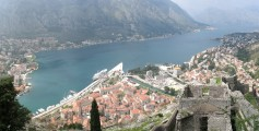Fun Geography for Kids on Montenegro - the City of Kotor in Montenegro