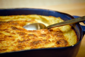 Fun Kids Science Facts All About Crepes and Other French Foods - an Example of French Gratin