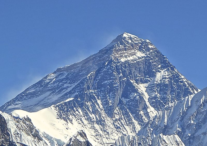Fun Kids Science Facts all about Mount Everest - Image of the Mount Everest