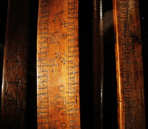 Fun Science Facts for Kids All about Ancient and Modern Calendars - Image of a Runic Ancient Calendar