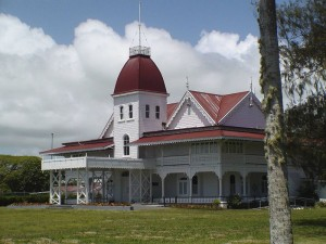 Fun Science Facts for Kids on Tonga - Image of a Royal Palace in Tonga
