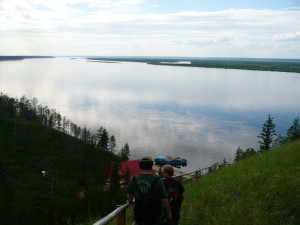 Fun Science for Kids All about the Top 10 Longest Rivers - Image of the Lena River