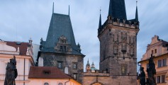 Geography Fun Facts for Kids All about Czech Republic - Image of the Charles Bridge in Prague Czech Republic