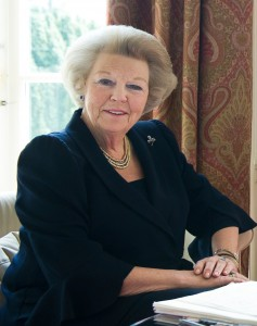 Kids Science Fun Facts All about Netherlands - Queen Beatrix, Monarch of Netherlands image