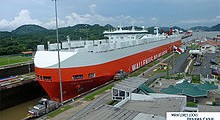 Kids Science Fun Facts on Panama - a Ship in Transit Through the Panama Canal