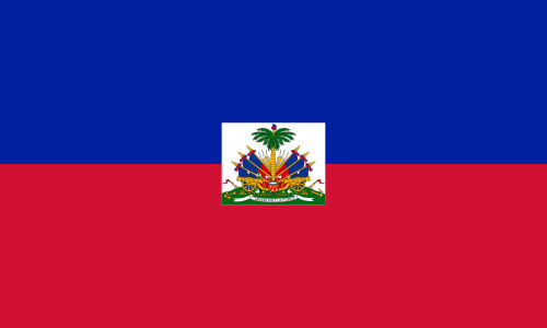 All about Haiti Fun Facts for Kids - National Flag of Haiti