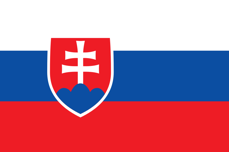 All about Slovakia Fun Facts for Kids - National Flag of Slovakia
