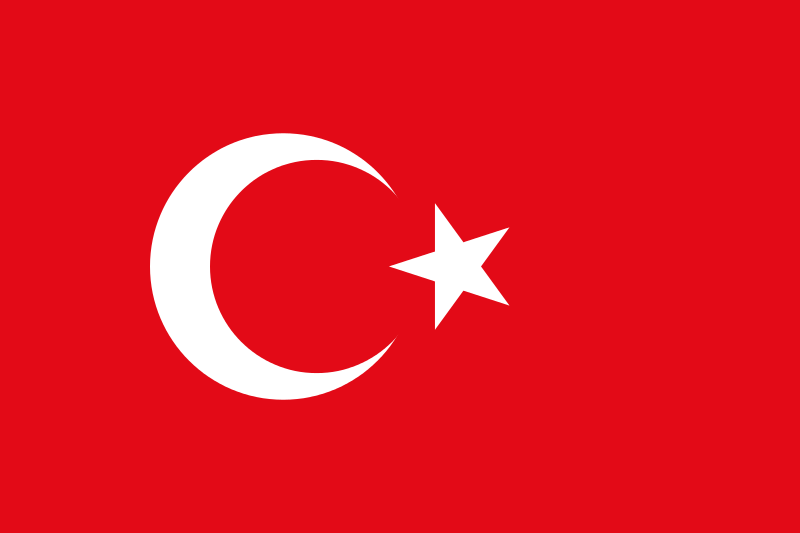 All about Turkey Fun Facts for Kids - National Flag of Turkey