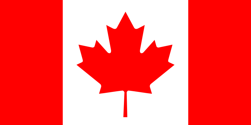 Earth Science Fun Facts for Kids All About Canada - the National Flag of Canada