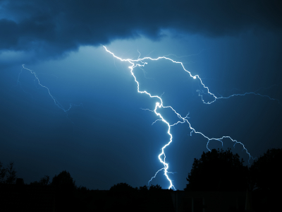Lightning – Nature's Firework