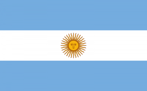 Easy Geography for Kids All About Argentina - the National Flag of Argentina