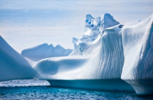 Easy Kids Science All About the World's Biggest Glaciers Facts - Image of a Glacier
