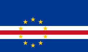 Fun Facts on Cape Verde for Kids - the National Flag of Cape Verde