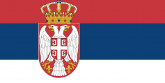 Fun Kids Science Facts All about Serbia - National Flag of Serbia image